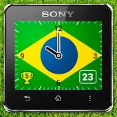 Watchface Brazil (Sony SW2)