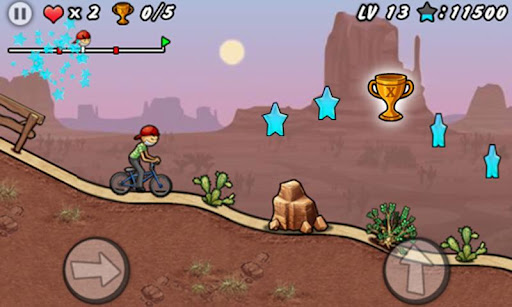 BMX Boy Android Gameplay