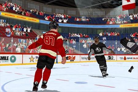 Hockey Fight Lite 1.67 screenshot 99332