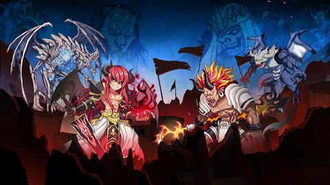 Monster Warlord Screenshot 10
