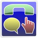 TT_Dialer-Talking Touch Dialer icon