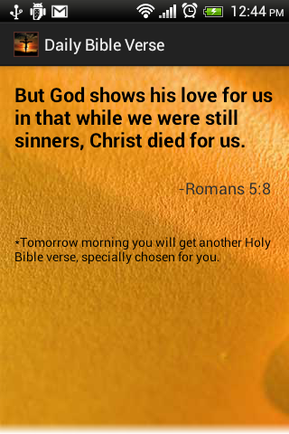 Daily Bible Verses Free