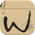Olive Handwrite icon