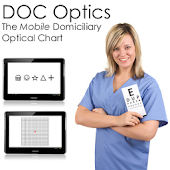 Domiciliary Optical Chart