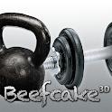 Beefcake3D Kettlebell Dumbbell icon