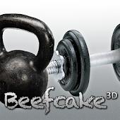 Beefcake3D Kettlebell Dumbbell