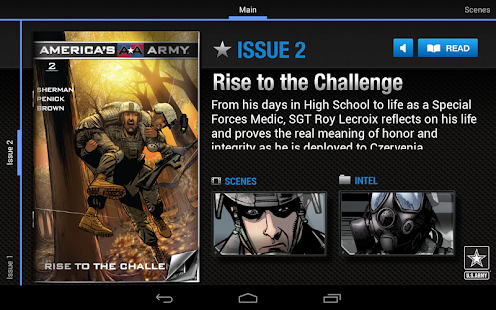 America's Army Comics- screenshot thumbnail