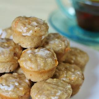 Orange Walnut Oatmeal Muffin