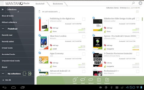 Mantano Reader Essentials v1.3.16