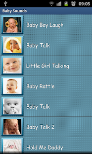 Baby Sounds - screenshot thumbnail