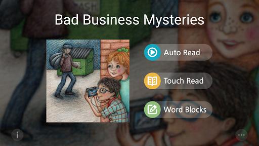 Bad Business Mysteries 4CV