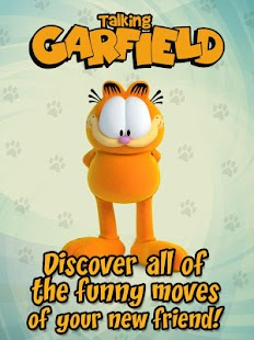 Talking Garfield Free- screenshot thumbnail