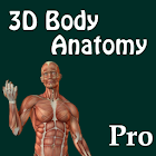 3D Body Anatomy Doctor PRO icon