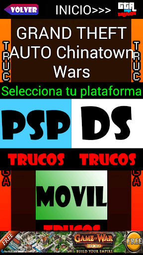 【免費娛樂App】Trucos GTA - Todo en Uno-APP點子