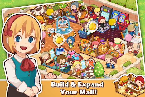 Happy Mall Story: Sim Game- screenshot thumbnail