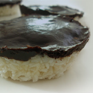 Chocolate Covered Coconut Cups