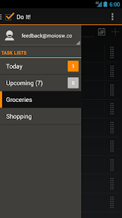 Do It! Pro: ToDo & Tasks List - screenshot thumbnail