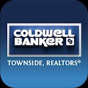 Coldwell Banker Townside logo