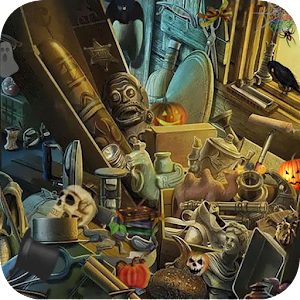 Halloween Find objects 解謎 App Store-癮科技App