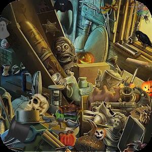 Halloween Find objects 解謎 App Store-愛順發玩APP