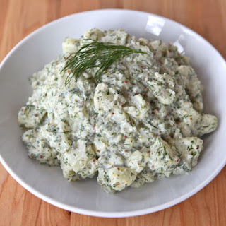 Potato Salad with Dill and Dijon