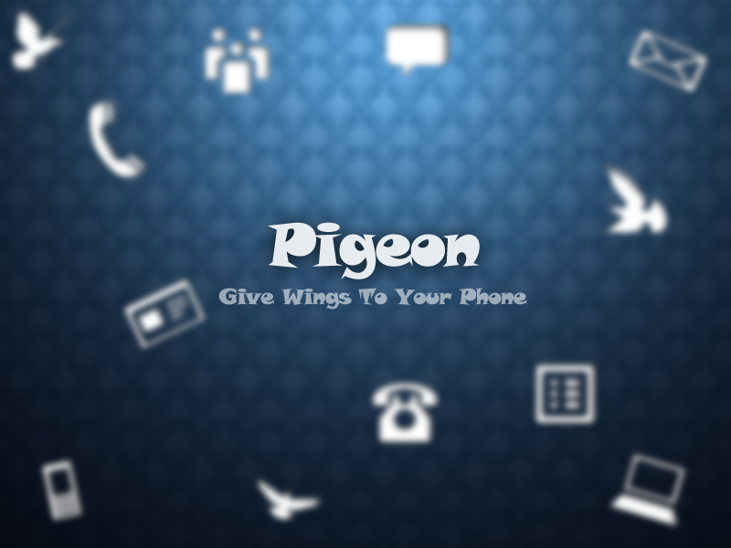 Pigeon- screenshot