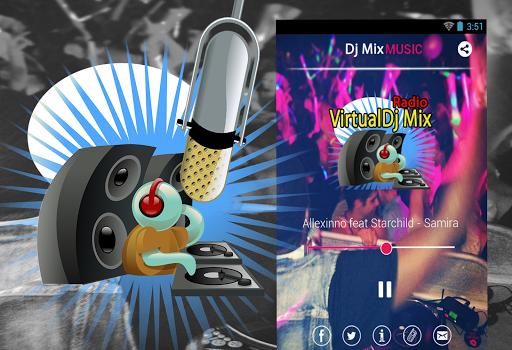 VirtualDj Mix Radio Online