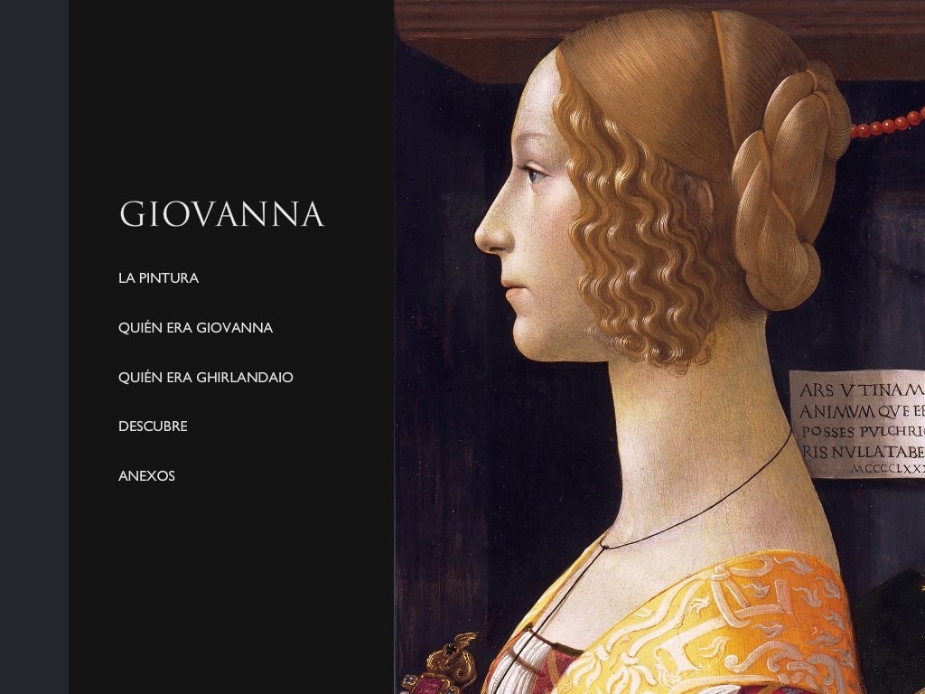 Giovanna- screenshot
