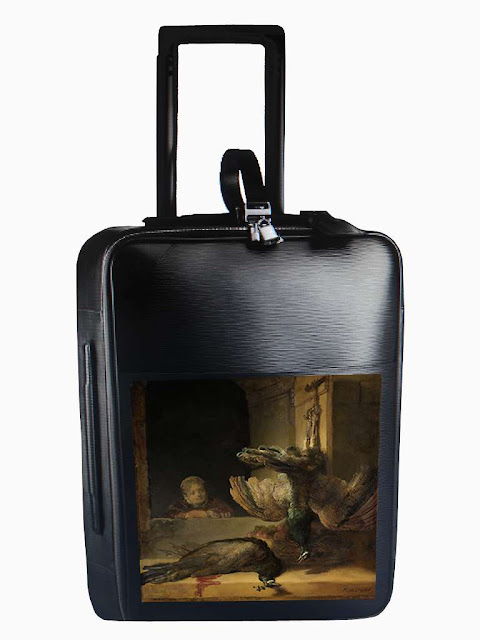 Rembrandt for business trolley