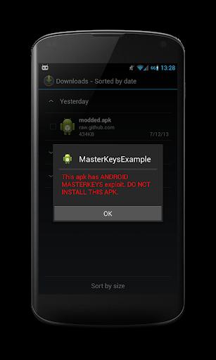 MasterKeys Check Installer