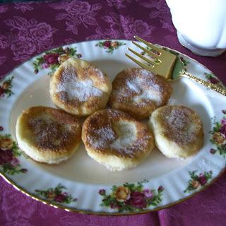 Fried Bread Dough.