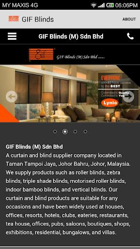 Gifblinds.com.my