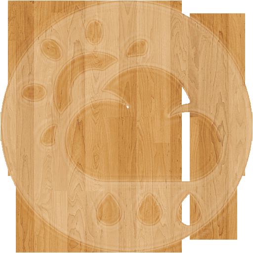 Chronus - Circle Wood Icon Set file APK Free for PC, smart TV Download