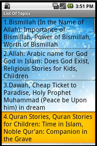 Islamic Moral Stories