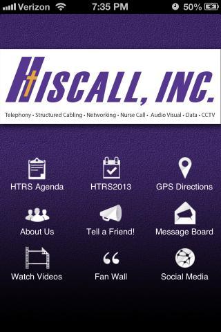 Hiscall Inc.