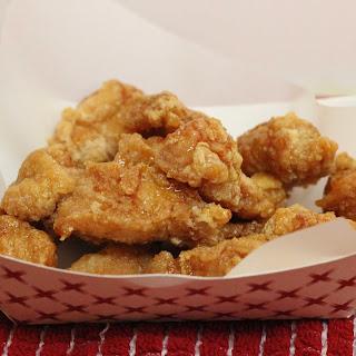 Korean-Style Fried Chicken Bites