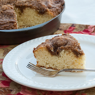 Streusel Coffee Cake Without Sour Cream Recipes.