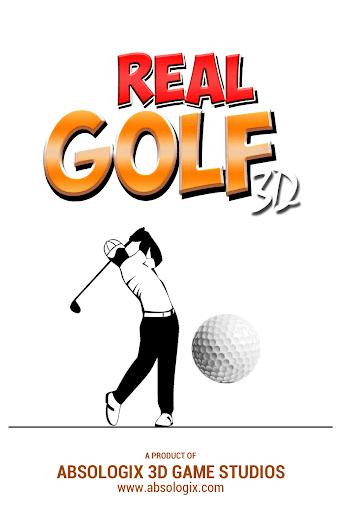 真實高爾夫 3d