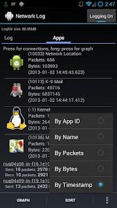 Network Log v2.24.0