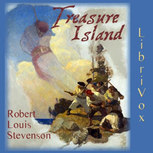 Treasure Island by Stevenson LOGO-APP點子