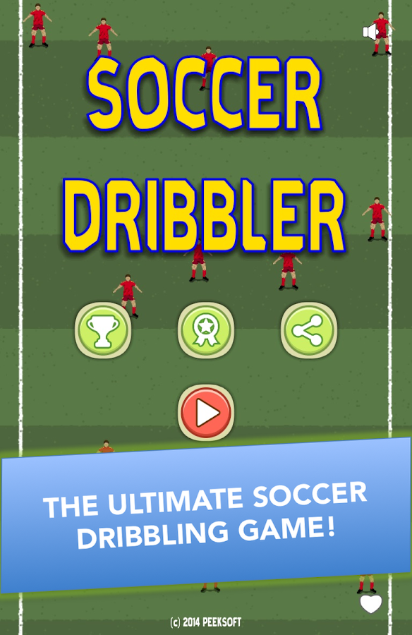 Soccer Dribbler: Football Ace- screenshot