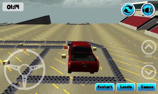 Truck Challenge 3D Arena