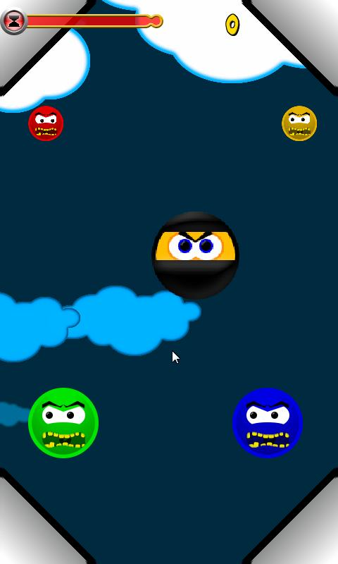 Sky Ninja- screenshot