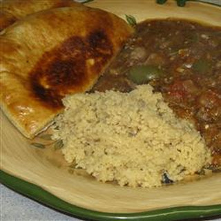 Eggplant and Lamb Stew