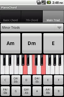 Piano Chords- screenshot thumbnail