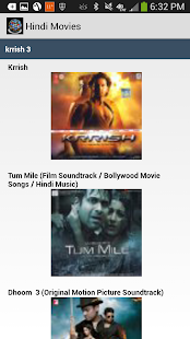 Best of Bollywood - screenshot thumbnail