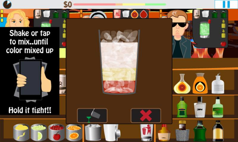 A Bartender Life- screenshot