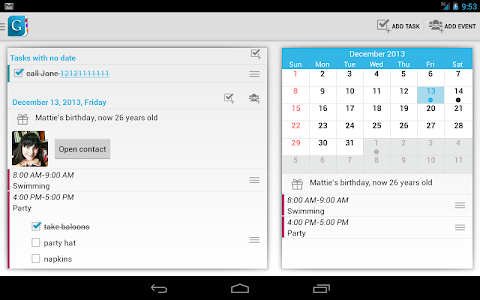 Day by Day Organizer Free v3.1.7
