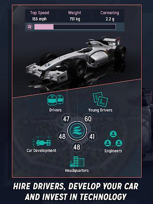 Motorsport Manager mod apk
