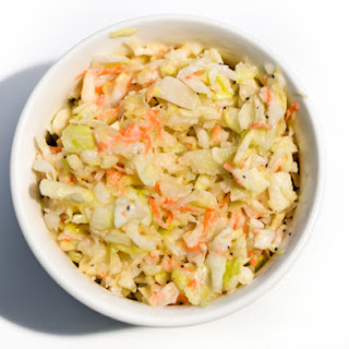 Tangy Apple Coleslaw
